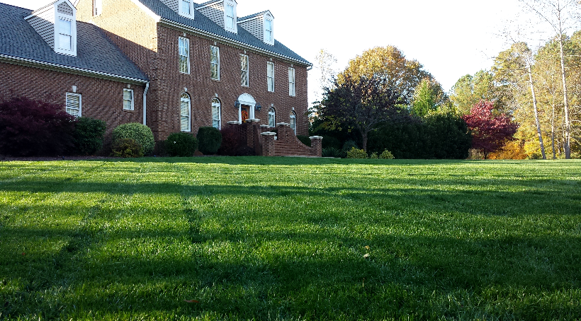 lawn service cary nc